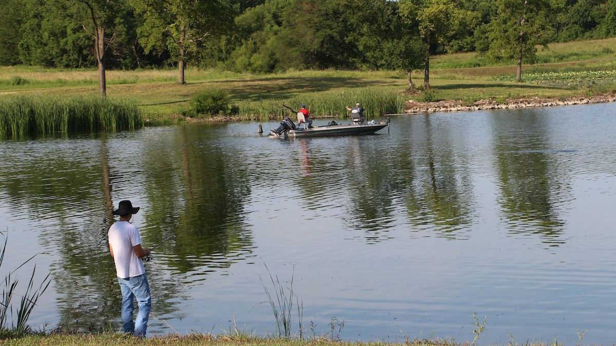 Free Fishing, Boating Weekend