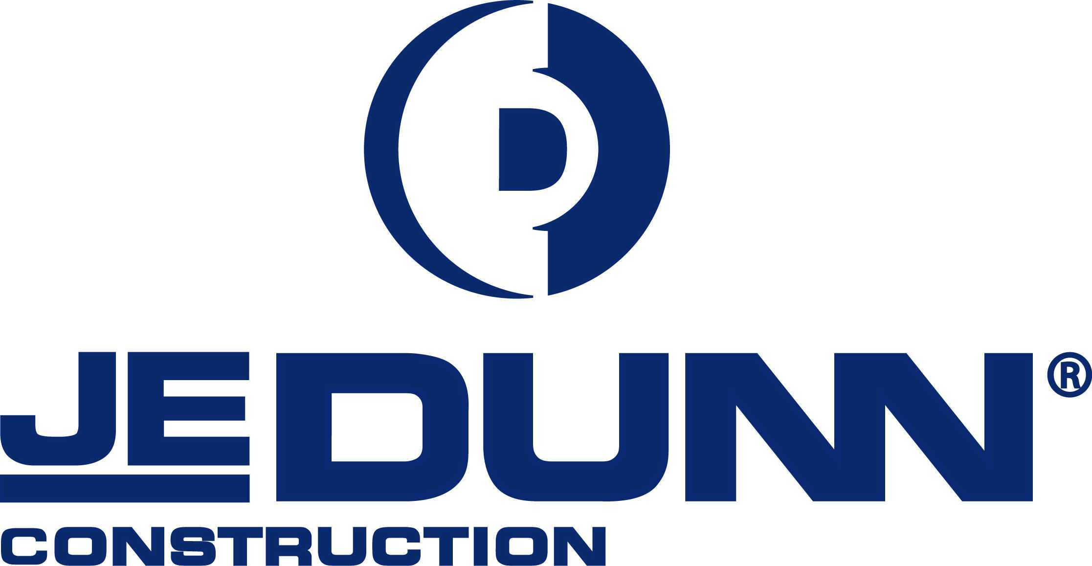 Logo for JE Dunn Construction Company