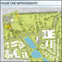 Meadowbrook Park Project Rendering