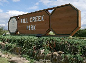 KillCreek-entrance sign