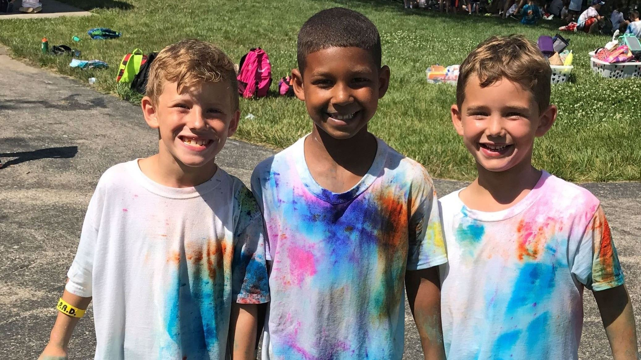 Camp Kids Color Run